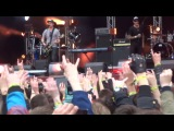 Hollywood Undead - Bullet ( ВВЦ 28.06.2014)